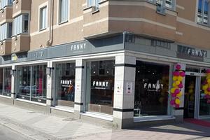 Fanny Skellefteå